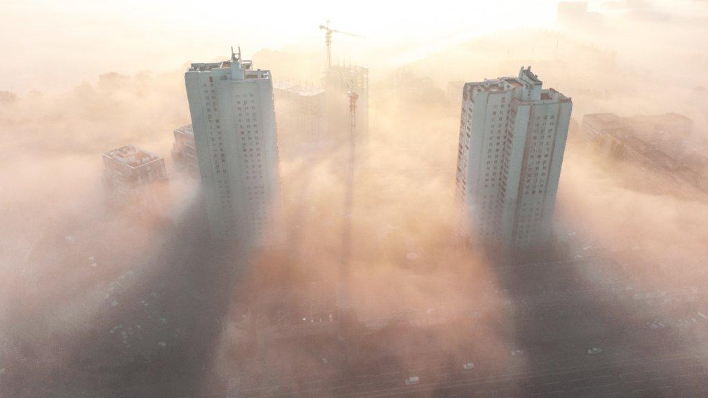 Україну огорнуть тумани: прогноз погоди на 8 вересня