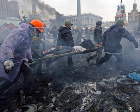 Годовщина кровавого разгона Майдана: фото, видео и подробности