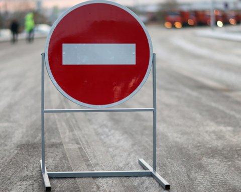В Киеве ограничат движение транспорта: что нужно знать