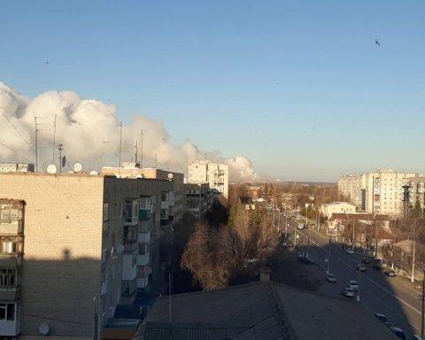 Взрывы в Балаклее: появились данные о первых жертвах