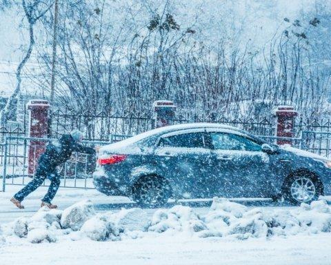 Зима буде дуже теплою: синоптики дали прогноз на три місяці