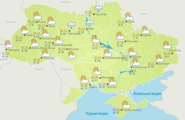 Одна из самых теплых стран в Европе: погода на 9 ноября
