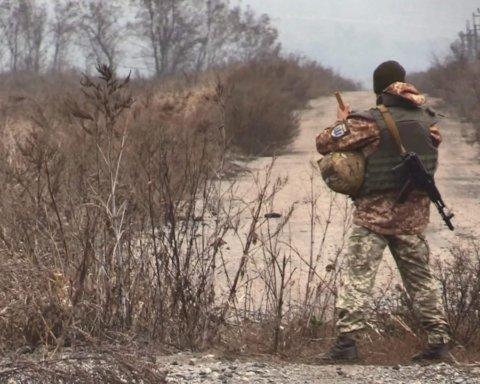 Ситуація на фронті: бойовики здійснили провокацію в зоні розведення