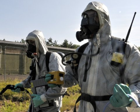 В Англії стався витік хімікатів, десятки постраждалих