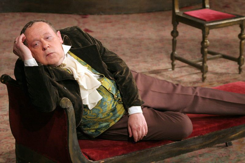 Внезапно скончался известный украинский актер