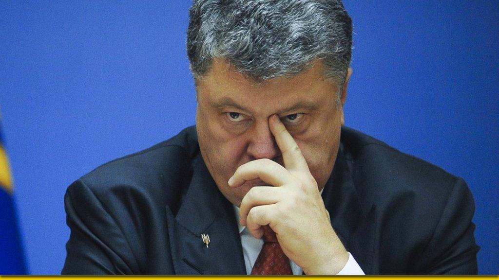 Сытник пообещал Порошенко закрыть все его дела за сохранения своей должности?