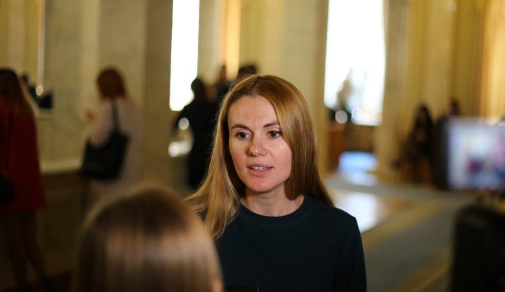 """""""Хвороба суспільства"""": нардеп Скороход зробила скандальну заяву про георгіївську стрічку"""