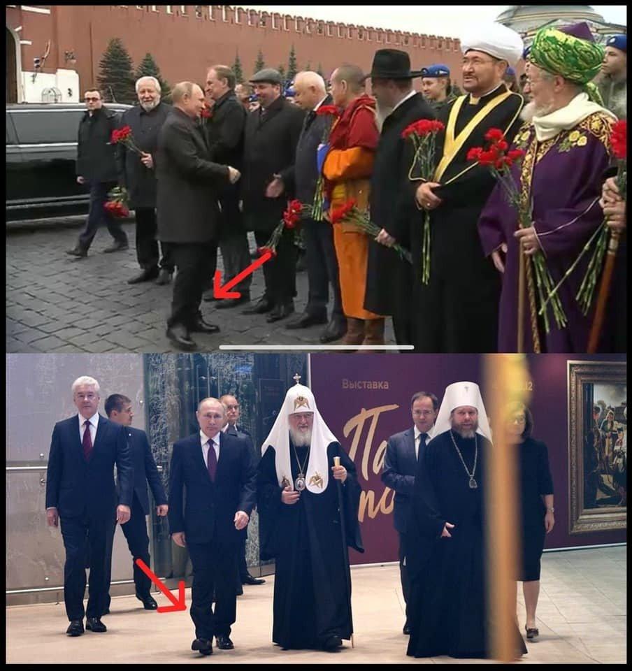 Путина уличили в использовании двойника: фото взорвало соцсети