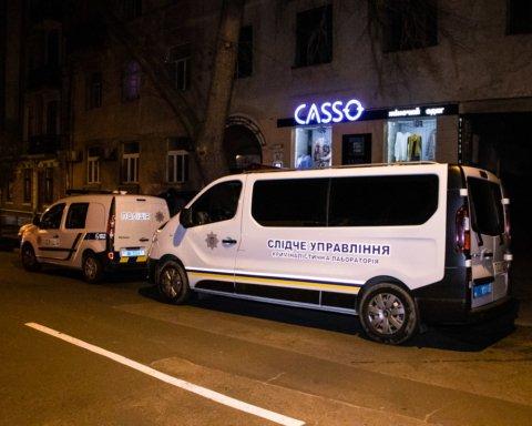 Тут живе Луценко: нові фото та подробиці вибуху у будинку в центрі Києва