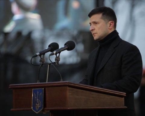 Зеленский раздал награды иностранцам за Голодомор