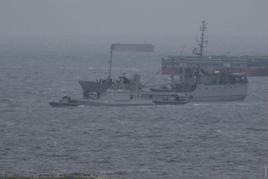 Возвращение кораблей: Зеленский внезапно вылетел в порт Очакова