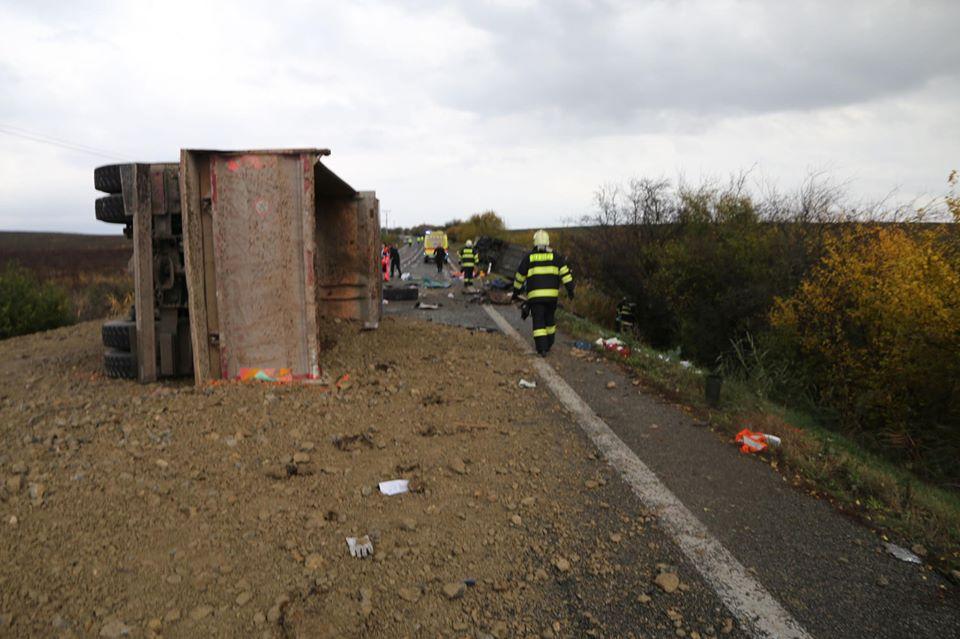 Жахлива аварія у Словаччині: постраждали та загинули десятки людей