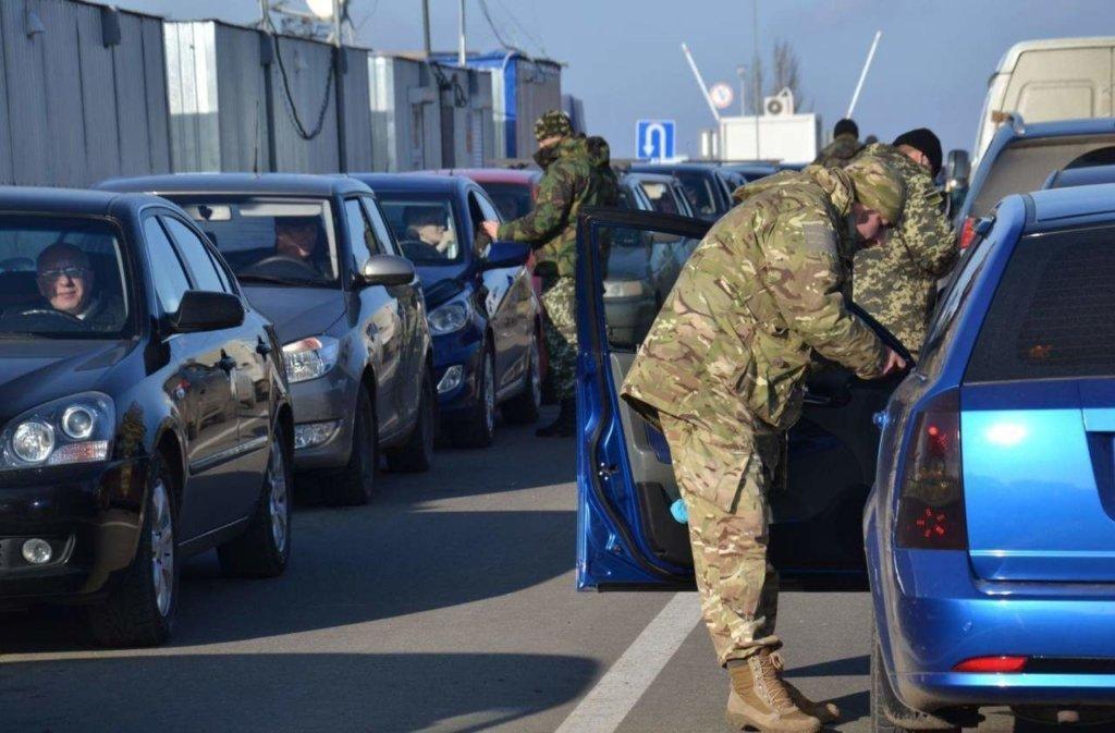 Украина изменила правила въезда на оккупированный Донбасс: все подробности