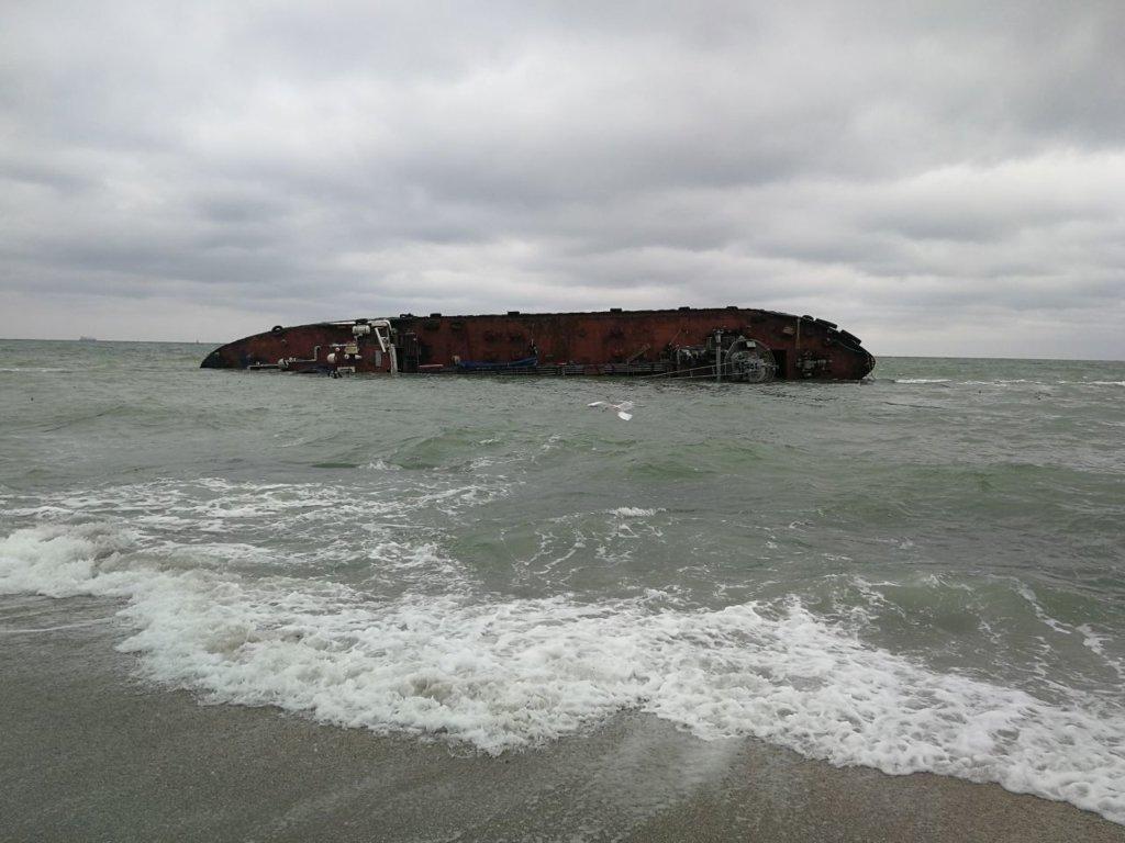 Экологическая катастрофа под Одессой