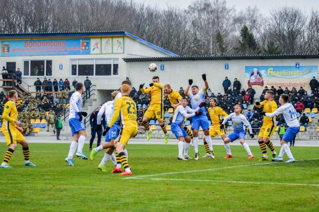 Перша ліга України: результати всіх матчів 19-го туру