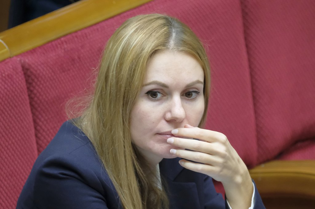 Звільнена Скороход зробила скандальну заяву про Разумкова