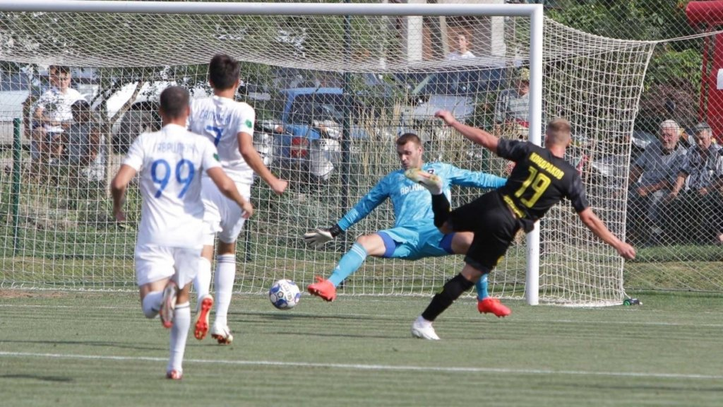 Перша ліга України: всі результати матчів 17-го туру