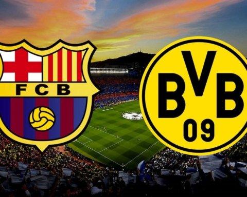 Барселона — Боруссия Дортмунд — 3:1: онлайн-трансляция матча Лиги чемпионов