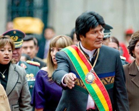 Конец тирании: президент Боливии Эво Моралес сообщил об отставке и сбежал