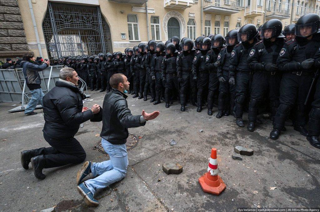 Силовики затримали екс-посадовця МВС, який організував теракт і вбивство мітингувальників на Майдані