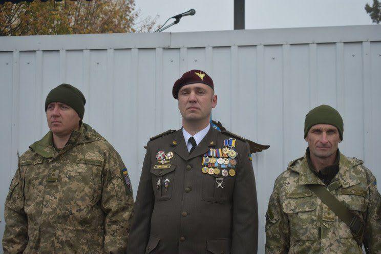 Підірвався на міні: стало відомо про смерть командира 128-ї бригади