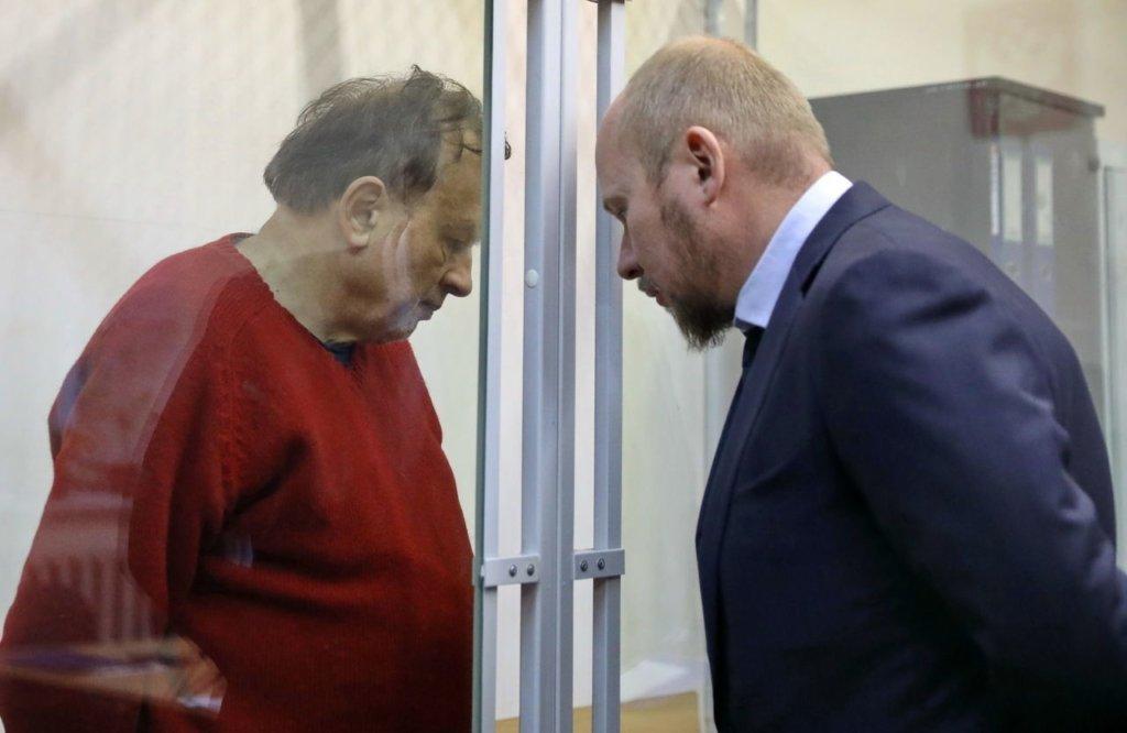 Моторошне вбивство студентки у Петербурзі: історик Соколов намагався накласти на себе руки
