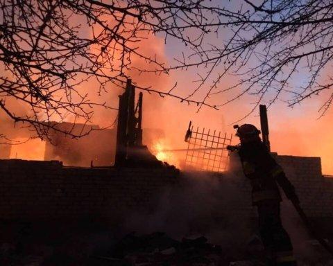 Смертельна пожежа у військовій частині на Львівщині: всі подробиці