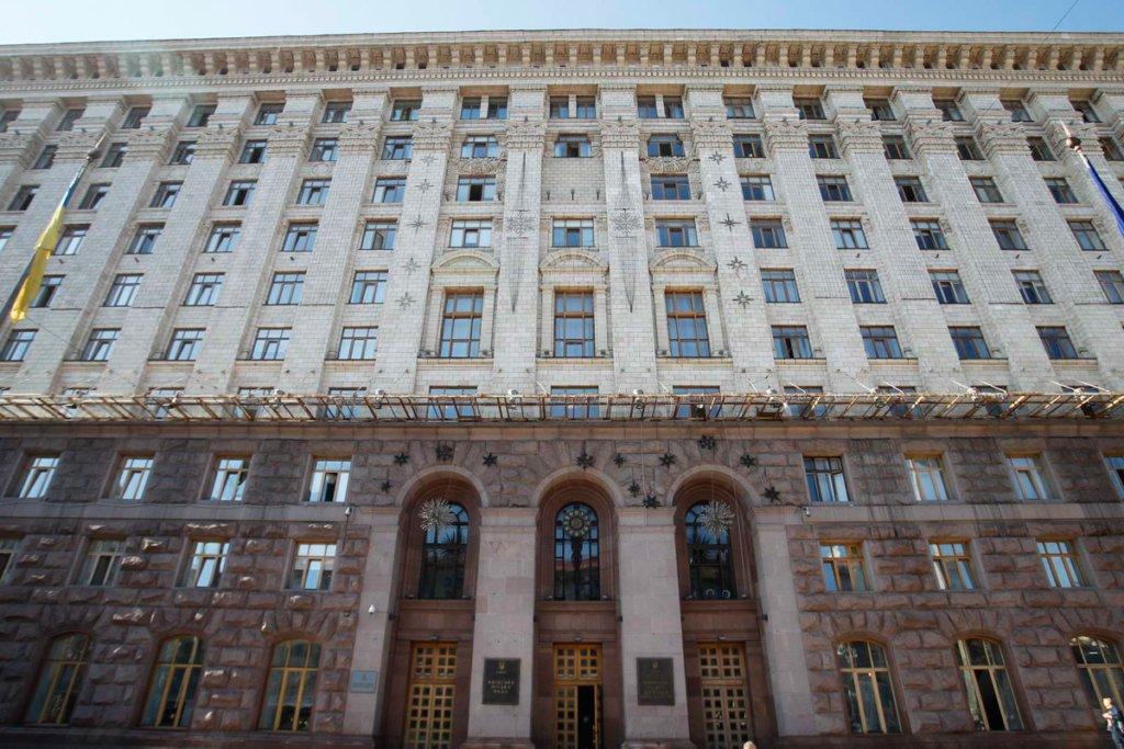 Дерибан земли от секретаря Киевсовета