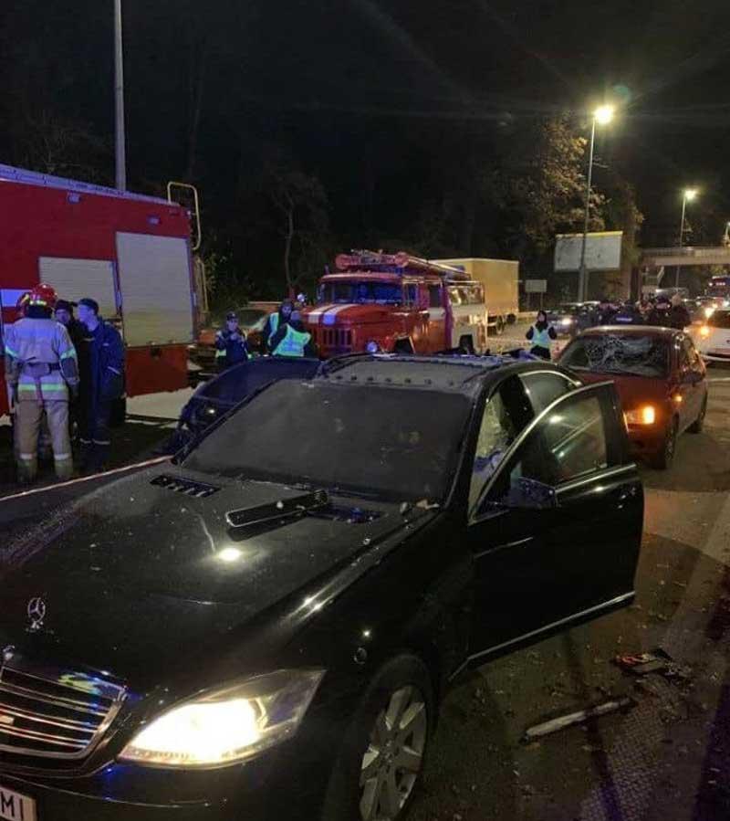 Взрыв авто в Киеве: стало известно, кого хотели убить