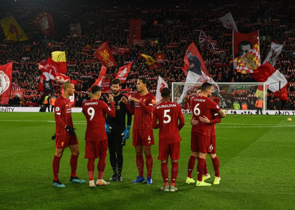 Ливерпуль выиграл у Ман Сити в центральном матче первого круга АПЛ