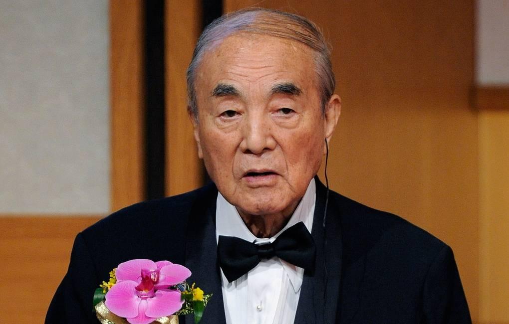В Японии умер топ-политик, который дожил до 101 года