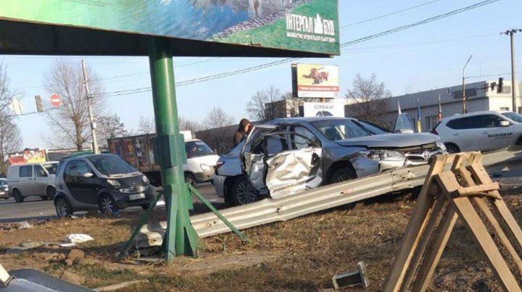 ДТП с Кулебой: появилось фото второго участника жуткой аварии