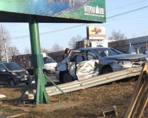 ДТП з Кулебою: з'явилося фото другого учасника моторошної аварії