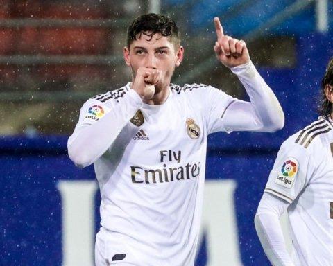Эйбар — Реал: онлайн-трансляция матча Ла Лиги