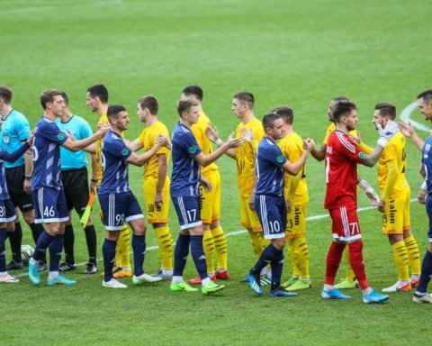 Перша ліга України: результати 16-го туру