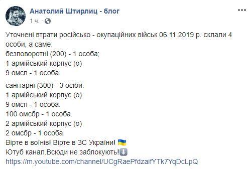 ЗСУ здобули нову перемогу над бойовиками на Донбасі