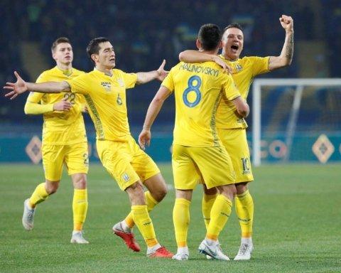 Украина — Эстония — 1:0: онлайн-трансляция матча в Запорожье