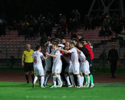 Перша ліга України: розклад матчів 16-го туру