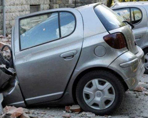 В Албанії стався другий за добу землетрус: подробиці