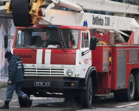 В Одессе мужчина выпрыгнул с 7-го этажа, спасаясь от пожара