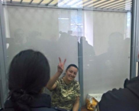 Суд Киева продлил арест ветерану АТО Инне Грищенко: подробности