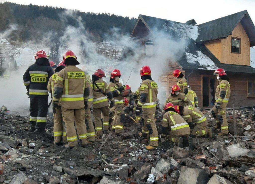 В Польше на горнолыжном курорте произошел взрыв, есть погибшие
