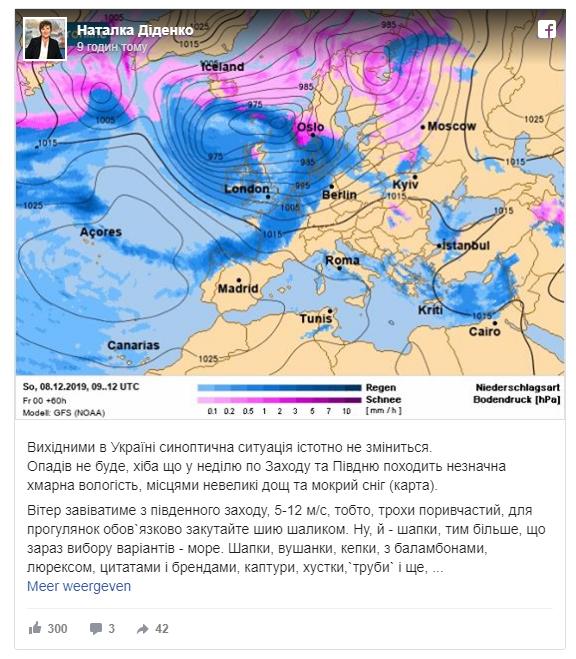 Зима отменяется: синоптик дала теплый прогноз погоды на субботу