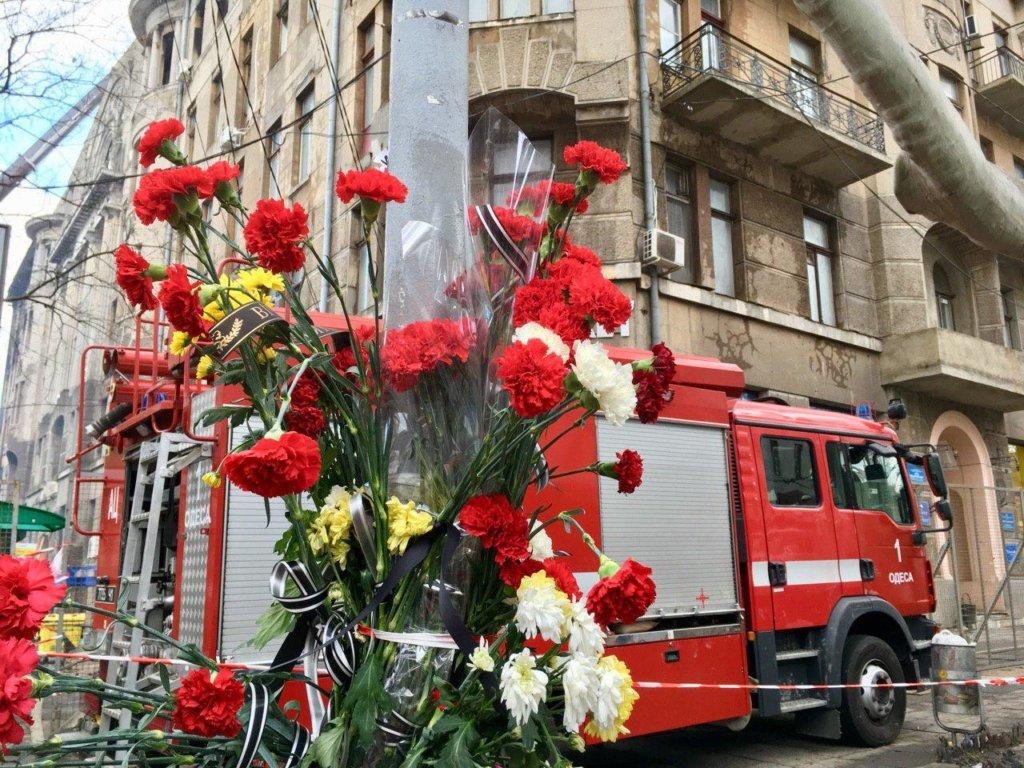 Смертельна пожежа в Одесі: названа причина загоряння