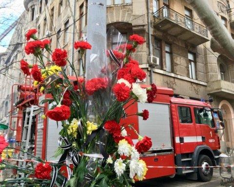 Смертельный пожар в Одессе: названа причина возгорания
