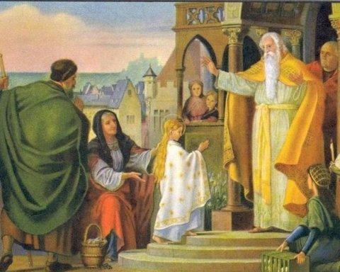 Введення в храм Пресвятої Богородиці 2020: історія та традиції свята