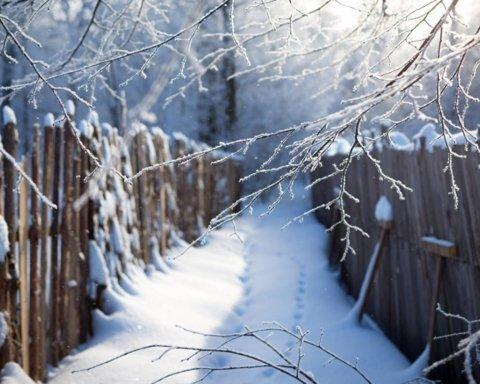 Сніг і морози: що принесе погода у переддень Нового року