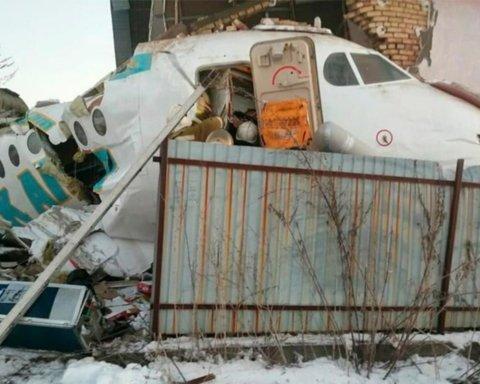 На борту літака Bek Air були українці: нові подробиці авіакатастрофи в Казахстані
