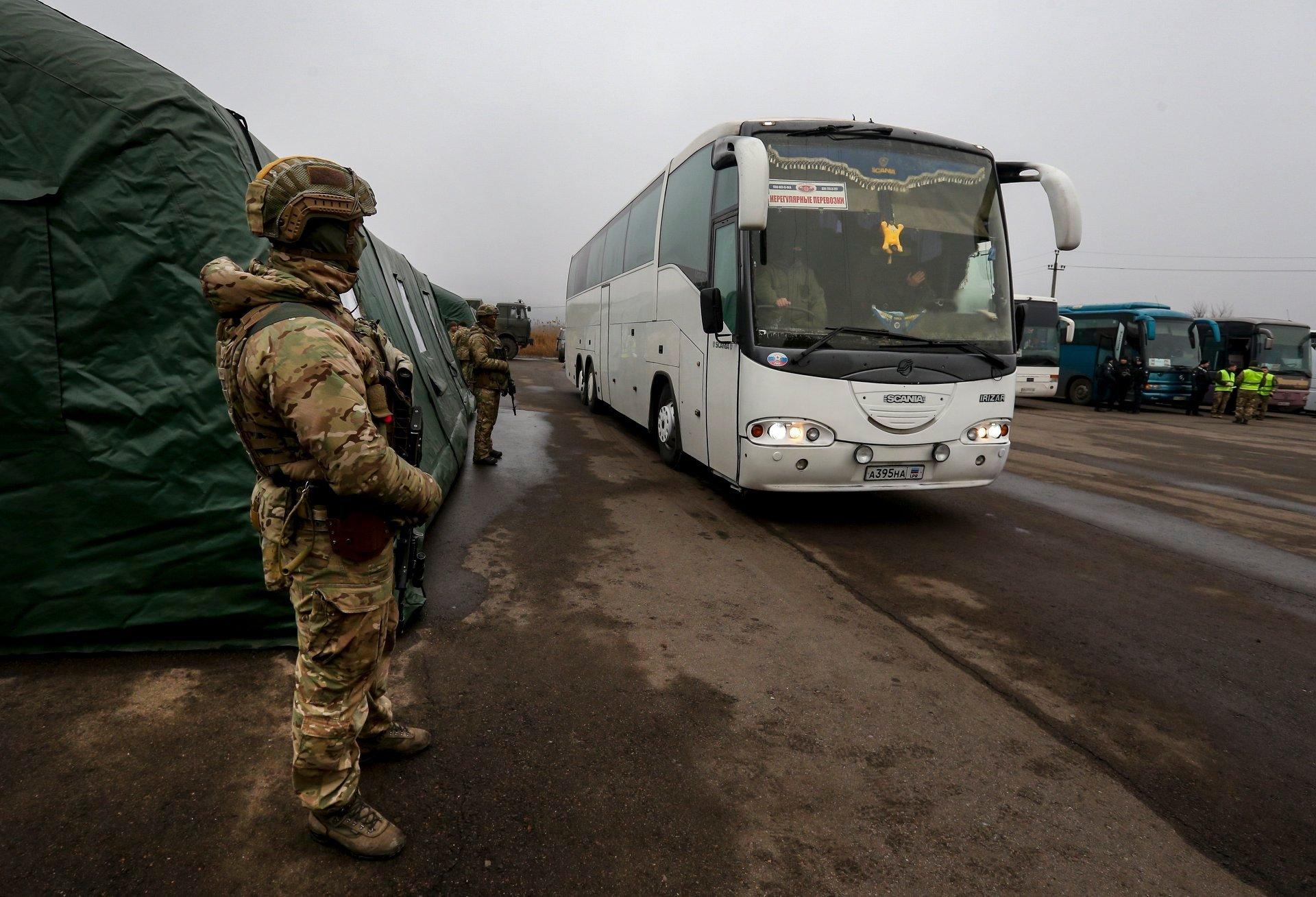 Обмін полоненими: з'явився список звільнених українців