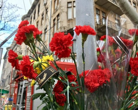 Пожар в Одессе: в Украине объявили день траура